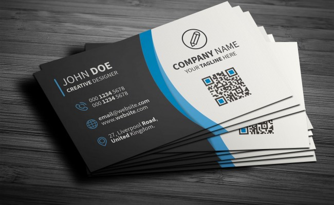 Corporate business card croovs community of designers description corporate business card reheart Gallery