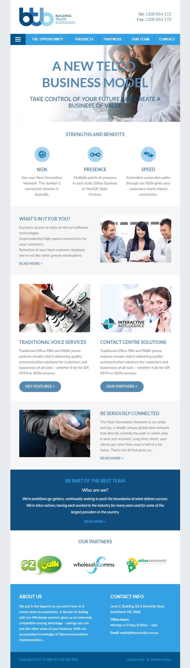 Building telco businesses email template croovs community of building telco businesses email template croovs community of designers pronofoot35fo Gallery